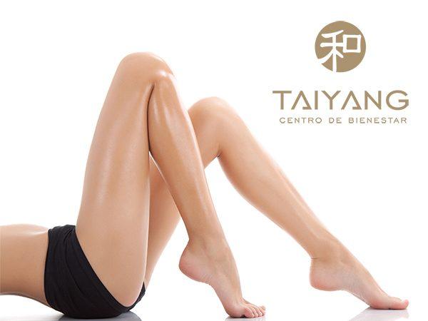presoterapia piernas