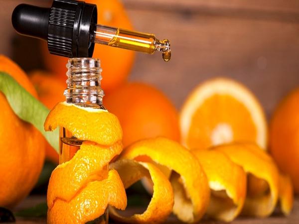 tratamiento aceite de naranja