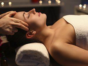 masaje relajante cabeza en Vigo