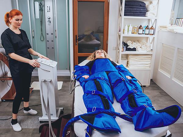 presoterapia reducir grasa corporal vigo