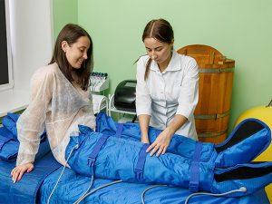 presoterapia tratamiento reductor vigo